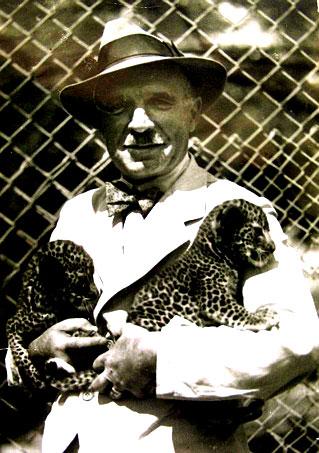 Giuseppe Lepri consulente del Giardino Zoologico e Museo Civico di Zoologia dal 1926 al 1946