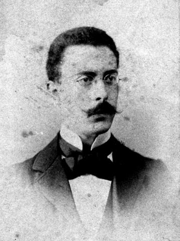 Giuseppe Altobello nei primi del '900