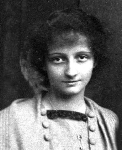 Elsa Altobello negli anni Venti del '900