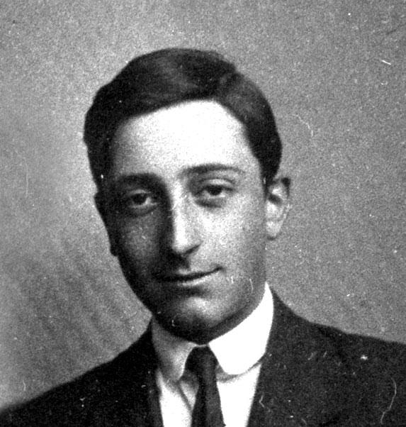 Emanuele Altobello negli anni Venti del '900