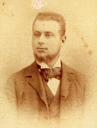 Alessandro Ghigi nei primi del '900